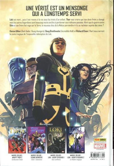 Dos Loki - Journey into mystery