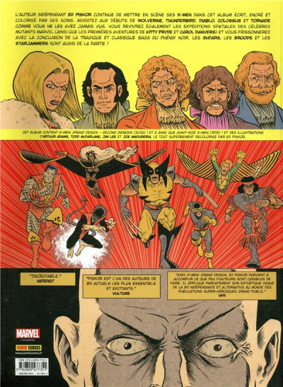 Dos X-men - grand design tome 2