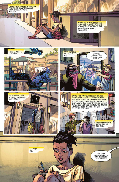 Page 6 All-new x-men tome 4