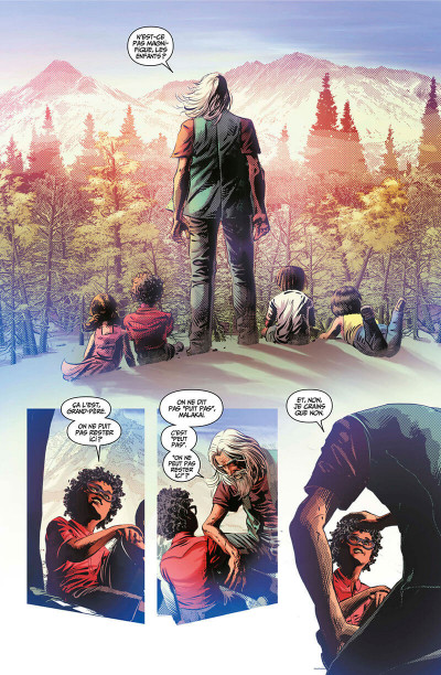 Page 6 Old man Logan all-new all-different tome 6