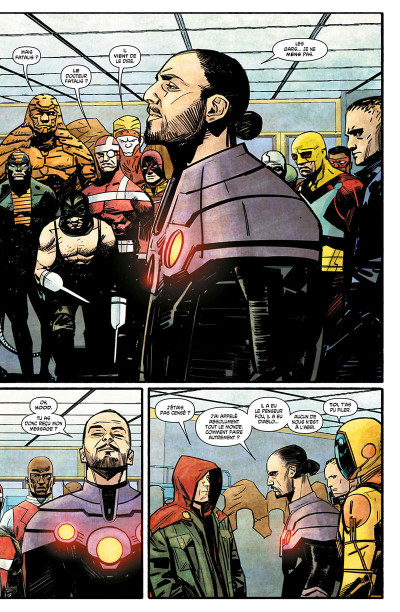 Page 7 Infamous Iron Man tome 2