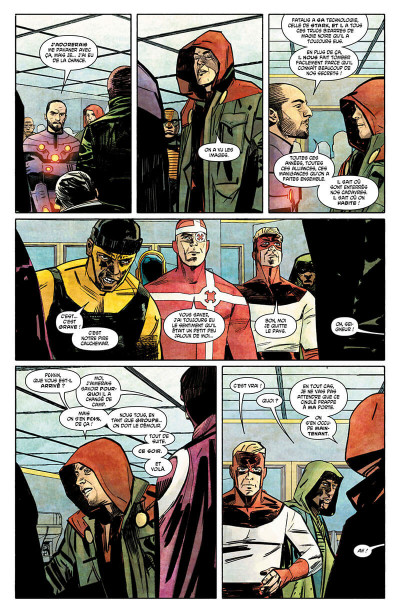 Page 8 Infamous Iron Man tome 2