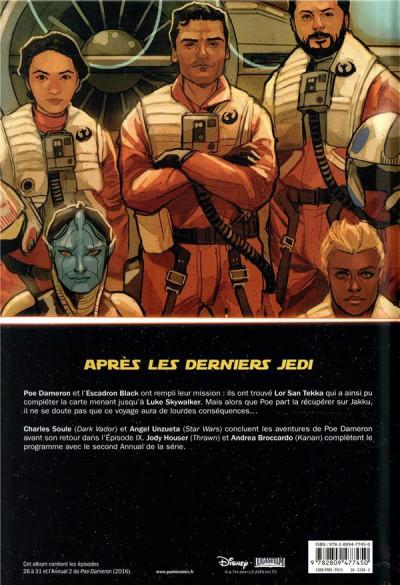 Dos Star Wars - Poe Dameron tome 6