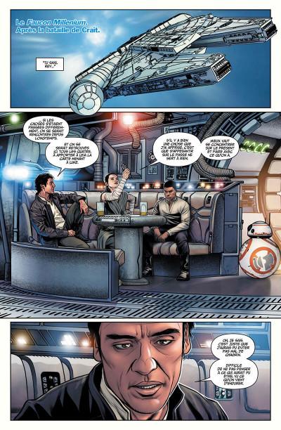 Page 7 Star Wars - Poe Dameron tome 6