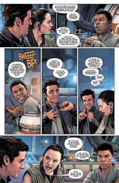 Page 8 Star Wars - Poe Dameron tome 6