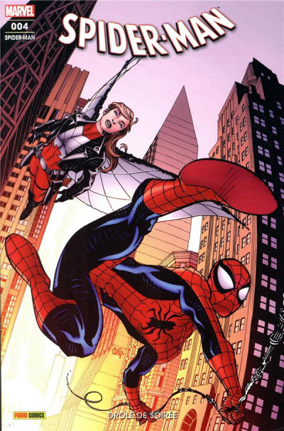 Couverture Spider-man (fresh start) tome 4