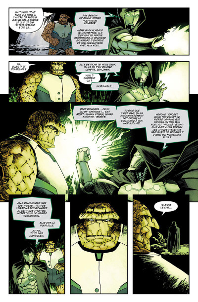 Page 8 Marvel 2-in-one tome 2