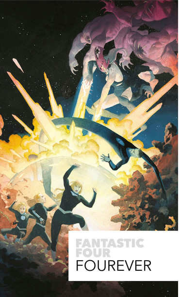 Page 1 Fantastic four tome 1