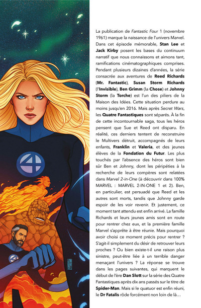 Page 3 Fantastic four tome 1
