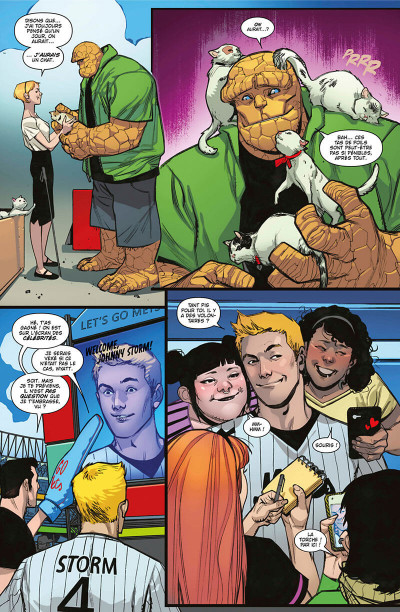 Page 8 Fantastic four tome 1