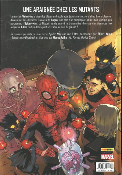 Dos Spider-man and the x-men