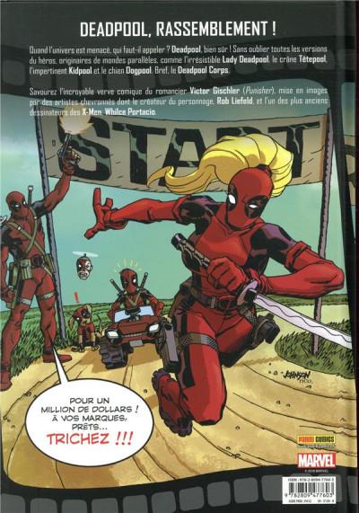 Dos Deadpool corps - Prelude