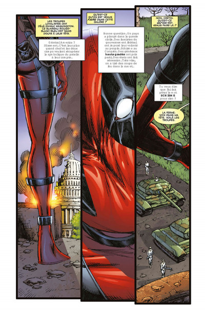 Page 6 Deadpool corps - Prelude