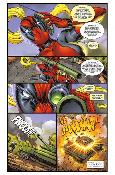 Page 8 Deadpool corps - Prelude