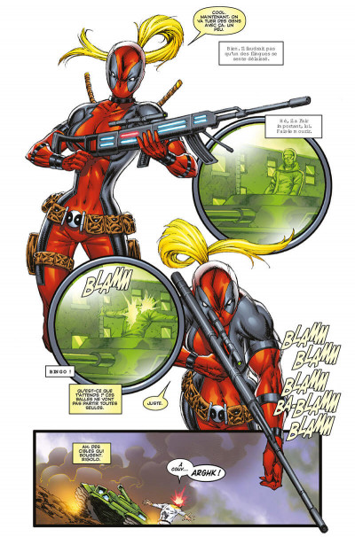 Page 9 Deadpool corps - Prelude