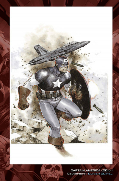 Page 5 Captain America tome 1