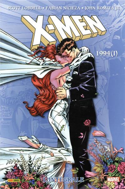 Couverture X-Men - intégrale tome 37 - 1994 (I)