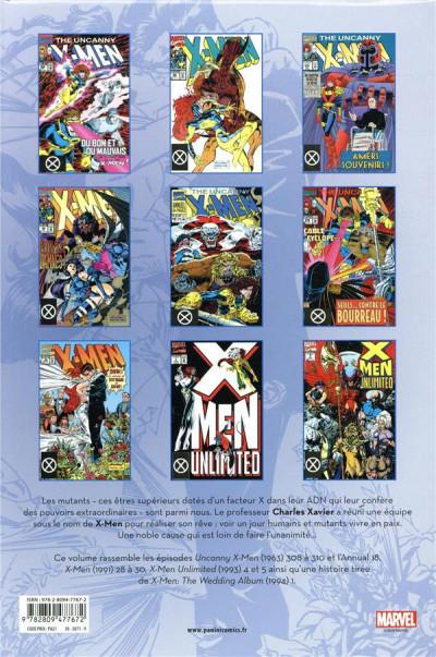 Dos X-Men - intégrale tome 37 - 1994 (I)