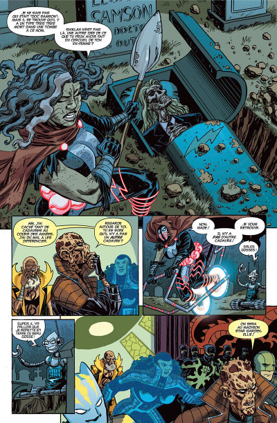 Page 6 All-new Deadpool tome 7