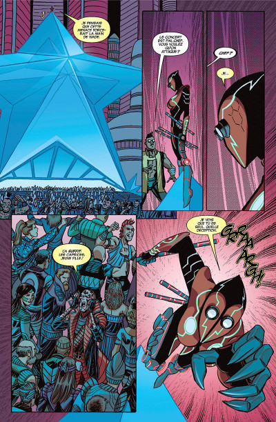 Page 8 All-new Deadpool tome 7