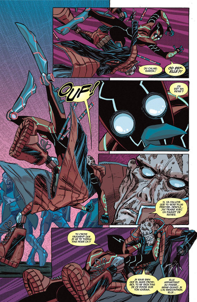Page 9 All-new Deadpool tome 7