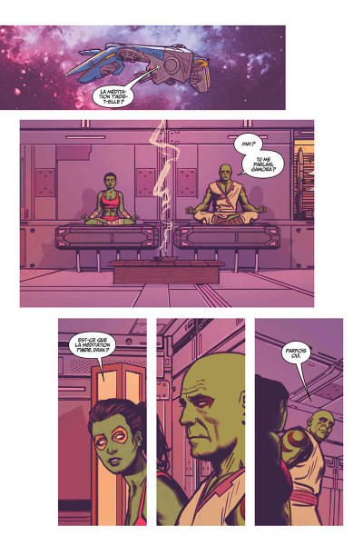 Page 5 All-new les gardiens de la galaxie tome 2