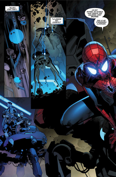 Page 8 All-new amazing Spider-man tome 6