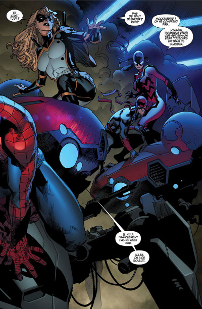 Page 9 All-new amazing Spider-man tome 6