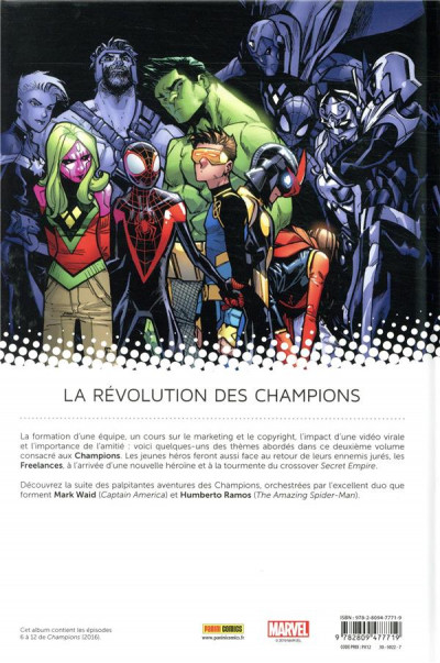 Dos Champions tome 2
