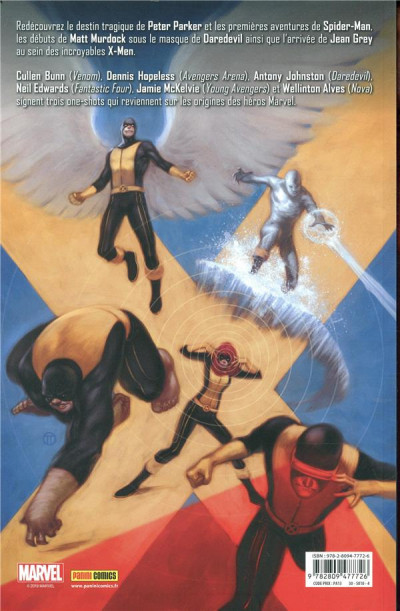 Dos Marvel - season one tome 3