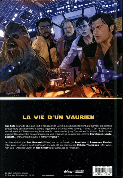 Dos Solo - A star wars story