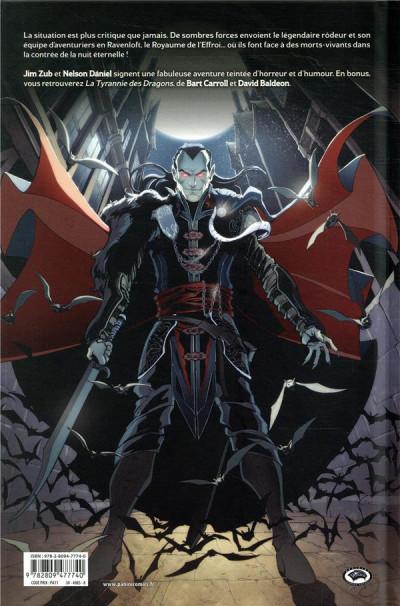 Dos Dungeons et dragons tome 2 - Les ombres du vampire