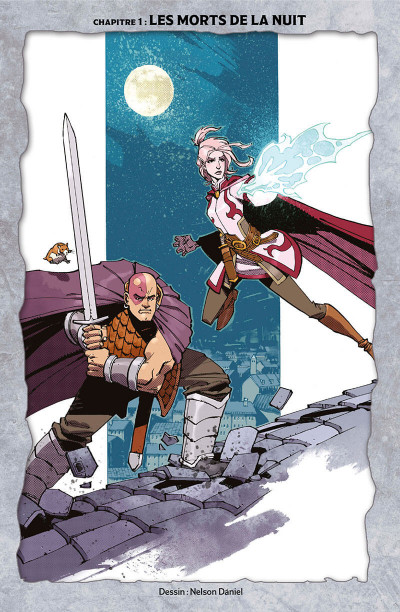 Page 4 Dungeons et dragons tome 2 - Les ombres du vampire