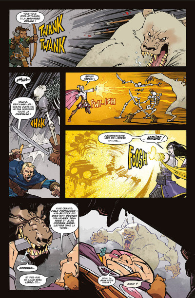 Page 6 Dungeons et dragons tome 2 - Les ombres du vampire