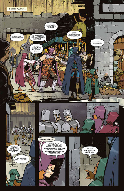 Page 7 Dungeons et dragons tome 2 - Les ombres du vampire