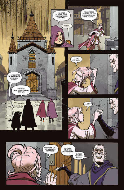 Page 8 Dungeons et dragons tome 2 - Les ombres du vampire