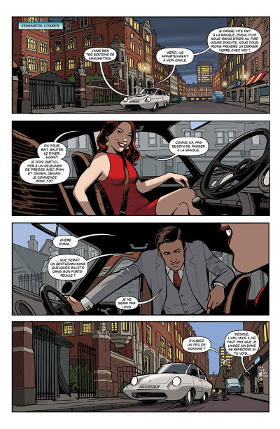 Page 5 Kingsman service secret tome 2