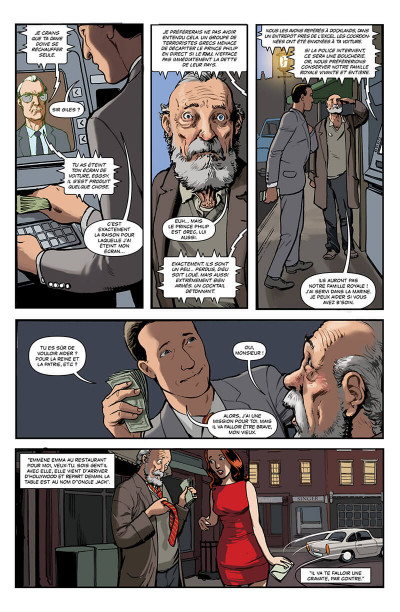 Page 6 Kingsman service secret tome 2