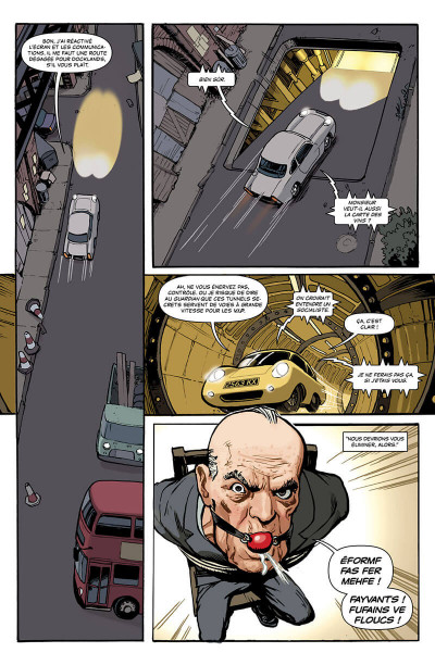 Page 7 Kingsman service secret tome 2
