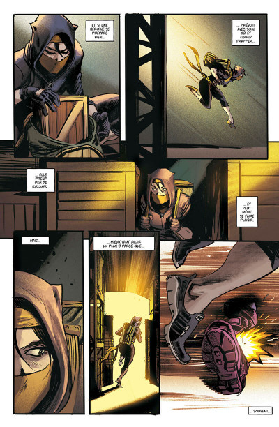 Page 6 Hit-Girl tome 3 - Hit-Girl à Rome