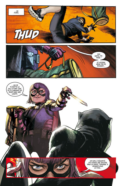 Page 7 Hit-Girl tome 3 - Hit-Girl à Rome