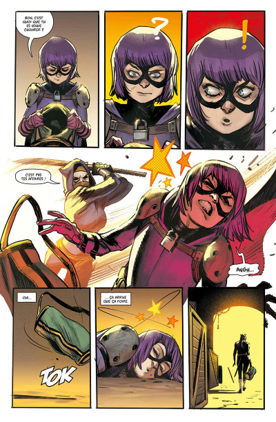 Page 9 Hit-Girl tome 3 - Hit-Girl à Rome