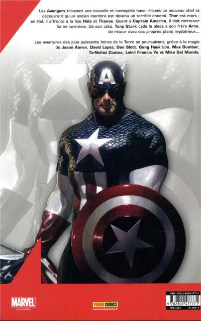 Dos Avengers (fresh start) tome 5