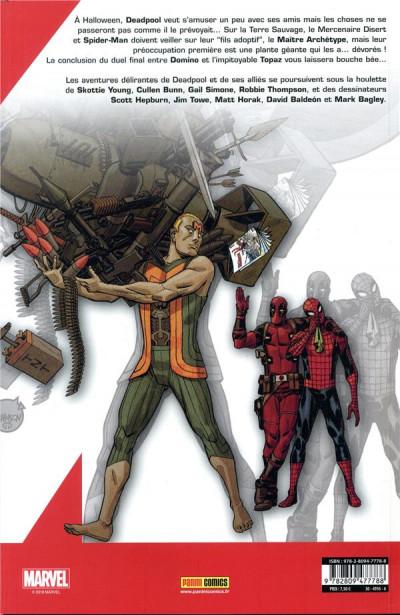 Dos Deadpool (fresh start) tome 5