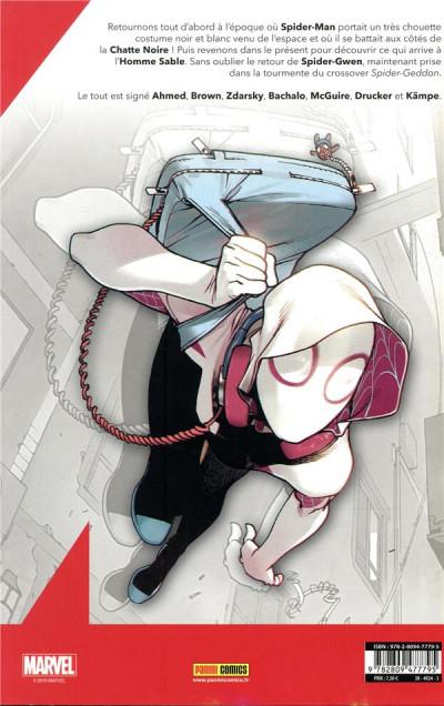 Dos Spider-man (fresh start) tome 5