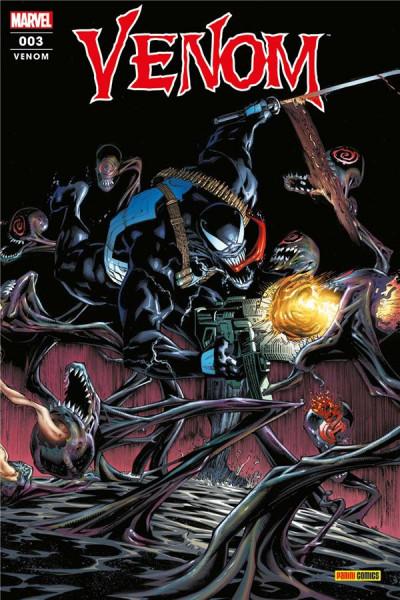 Couverture Venom (fresh start) tome 3
