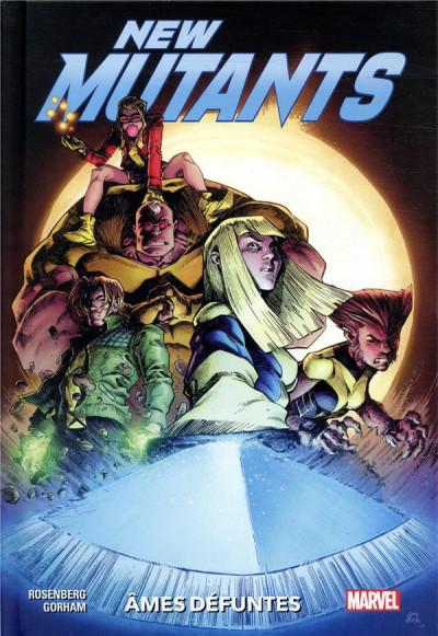 Couverture New mutants - âmes défuntes