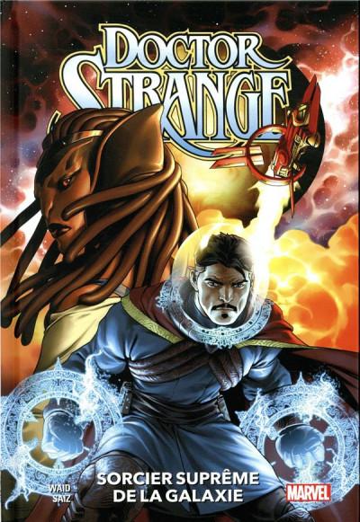 Couverture Dr Strange (fresh start) tome 1