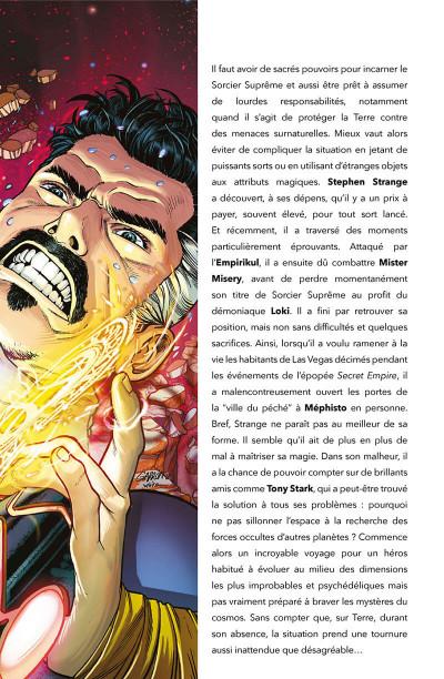 Page 3 Dr Strange (fresh start) tome 1