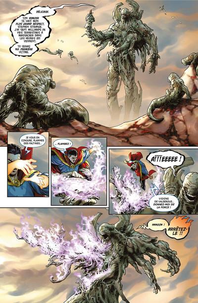 Page 6 Dr Strange (fresh start) tome 1